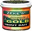 Atlas Mike's Super Zekes Gold Trout Fishing Bait, Rainbow