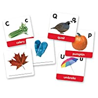 Learning Resources Alphabet Photo Cards