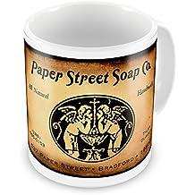 Coffee Mug Paper Street Soap Co. Fight Club - Neonblond