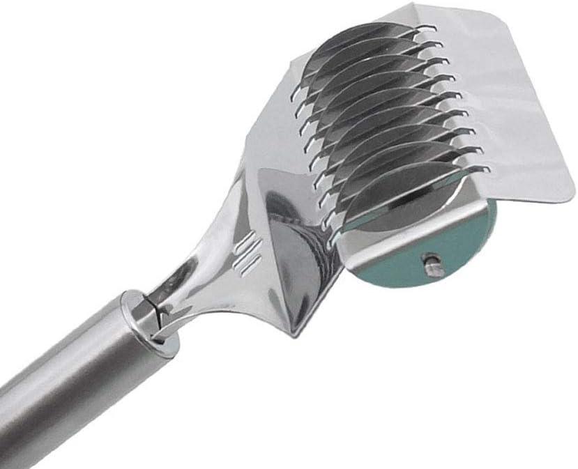 Ben-gi Nudel-Gitter-Roller K/üche Spaghetti Spaghetti MakerManual Pressen Nudelmaschine Edelstahl-manuelle Pressen Pasta Machine Tool Kochen