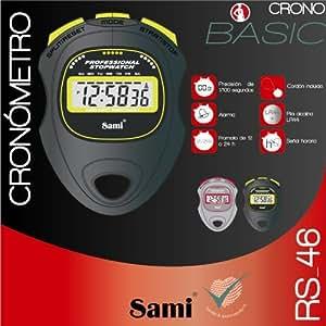 Cronometro profesional de precision de 1/100 segundos
