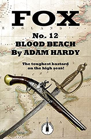 book cover of Blood Beach