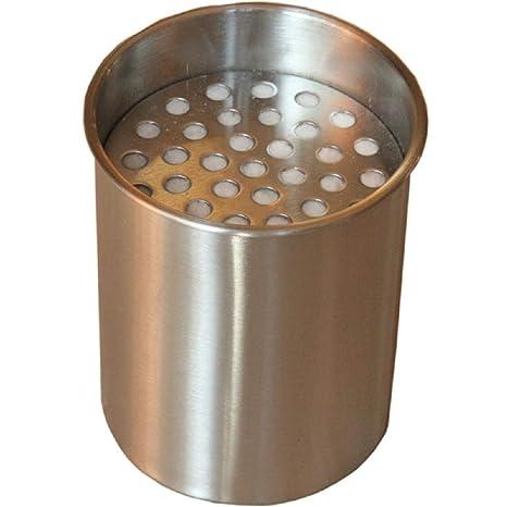 Moritz - Lata para recipientes de bioetanol, de acero ...
