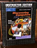 img - for 2007 Discovering Computers: A Gateway to Information Complete INSTRUCTOR'S EDITION book / textbook / text book