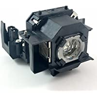 Epson Powerlite 76C Projector Lamp with 170 Watt Osram UHE Projector Bulb