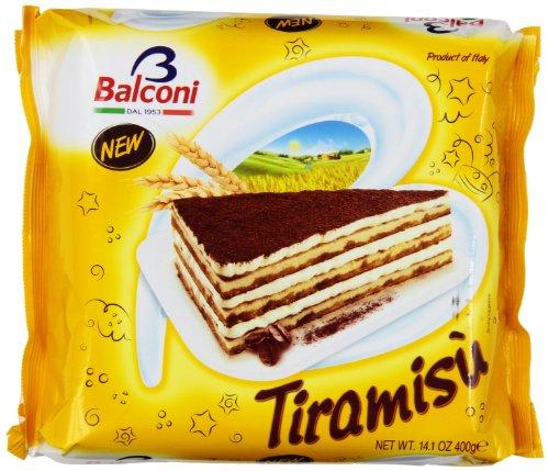 Balconi Tiramisu Cake, 14.1 - Dessert Tiramisu