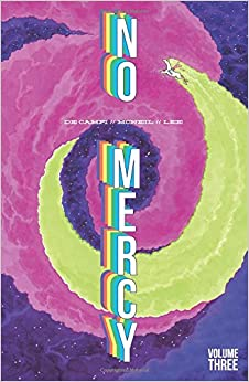 Book No Mercy Volume 3