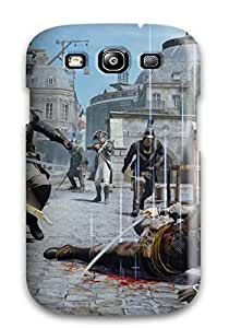 New Style Snap-on Case Designed For Galaxy S3- Assassin's Creed: Unity 7386450K90302975