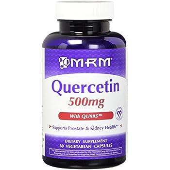 Картинки по запросу Quercetin 500 mg mrm