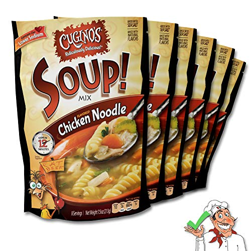 Mix Bisque - Cugino's Chicken Noodle (Pack of 6)