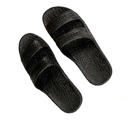 Black Hawaii Sandal Sandal Hawaii 6xvFP6