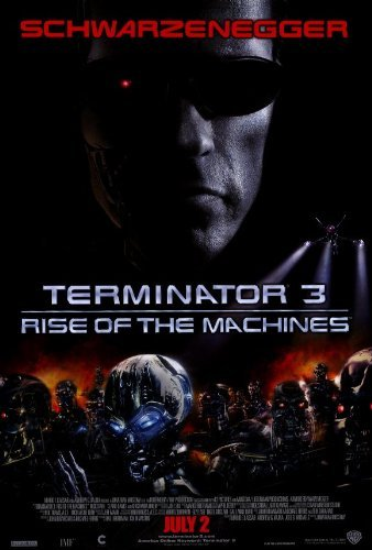 Terminator 3: Rise of the Machines POSTER Movie