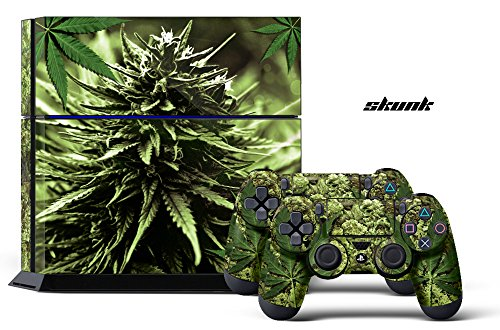 24*7 Skins PS4 Console + Controller Skin - Skunk (B06XCFRR26) Amazon Price History, Amazon Price Tracker