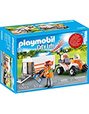 Playmobil 70053 City Life Eerste Hulp Quad