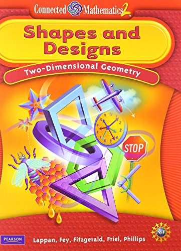 CONNECTED MATHEMATICS GRADE 6 STUDENT EDITION SHAPES & DESIGNS