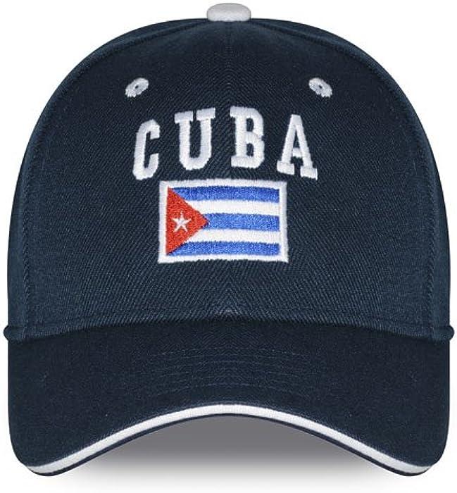 CUBA Cap Hat (Blue)