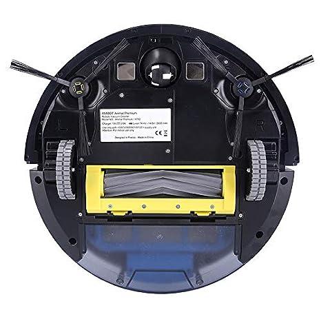 AMIBOT Animal Premium H2O - Robot aspirador y friegasuelos: Amazon.es: Hogar