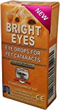 Ethos Bright Eyes™ Carnosine Eye Drops for Pets - NAC Eye Drops for Pets as Seen on UK National TV with Amazing Results!