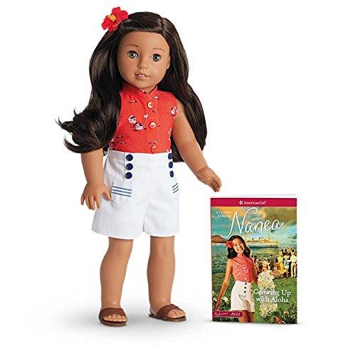 Top 10 best american girl nanea doll