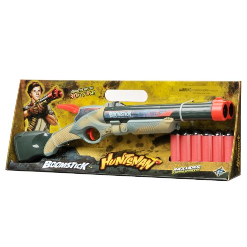 Huntsman Boomstick Shot Gun English Double Barrel