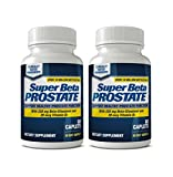 New Vitality Super Beta Prostate Urinary Health and Bladder Support Supplement for Men (120 Caplets) (Pack of 2)