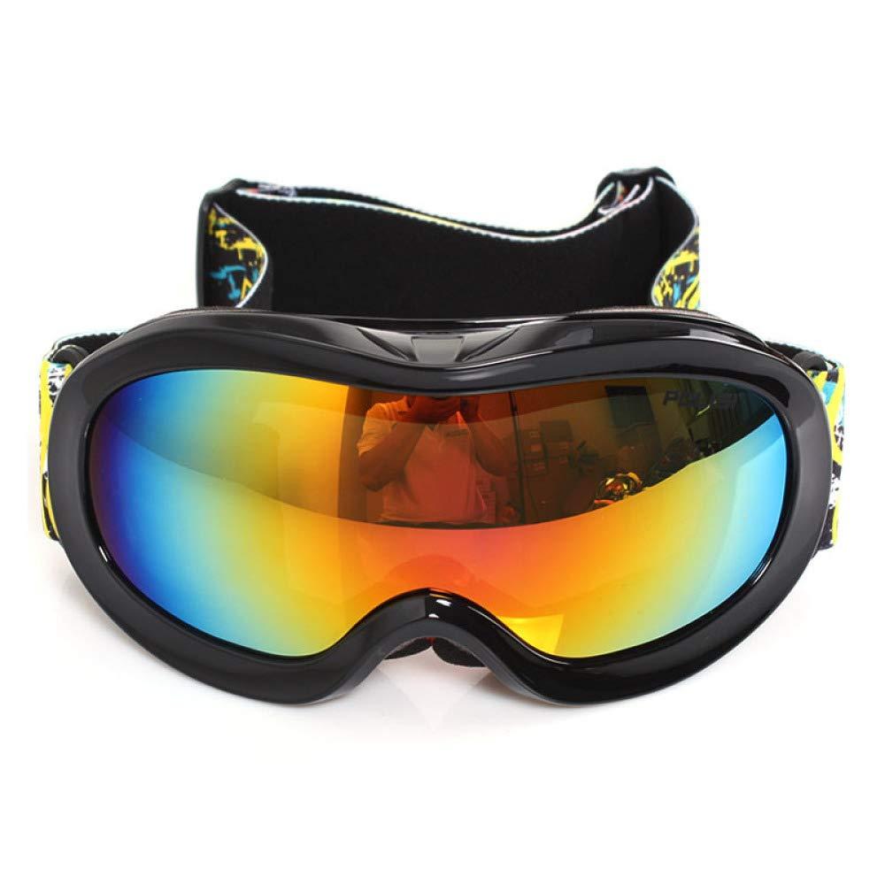 F.RUI F.RUI F.RUI Kind Skibrille, ZA-07 Skibrillen Snowboardbrille UV400 Schutz und Anti-Beschlage für Wintersportarten Schneemobil Skifahren oder Skaten B07MH24W4G Skibrillen Abgabepreis a3a5e6