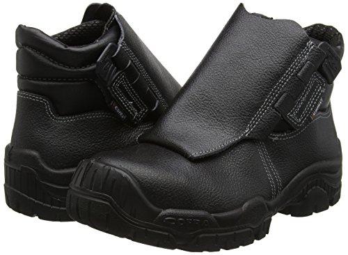 Cofra 31171-000.W39 Blend S3 SRC Chaussure de sécurité Taille 39 Noir