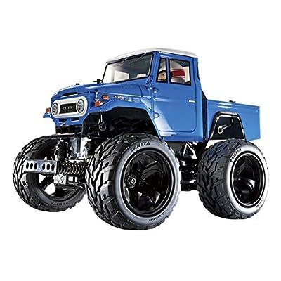 TAMIYA 57880 RC RTR XB Toyota Land Cruiser 40 GF-01: Toys & Games