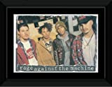 rage against the machine framed - Stick It On Your Wall Rage Against The Machine - Group Framed Mini Poster - 10.2x14.7cm