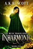 Inharmonic (The Music Maker Series Book 1)