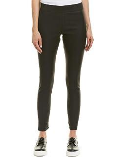 2f278de95af Romeo   Juliet Couture Womens Black Legging Faux Fur Cuffs Unique ...