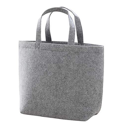 Gray 2 Bags Shopper By confezione Mix da Large Bag Jassz 07Ox0zw