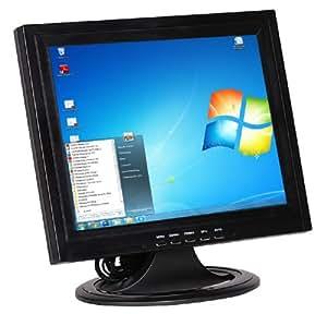 SKYPORT 38 cm (15' Pulgadas) Pantalla táctil LCD Monitor VGA USB