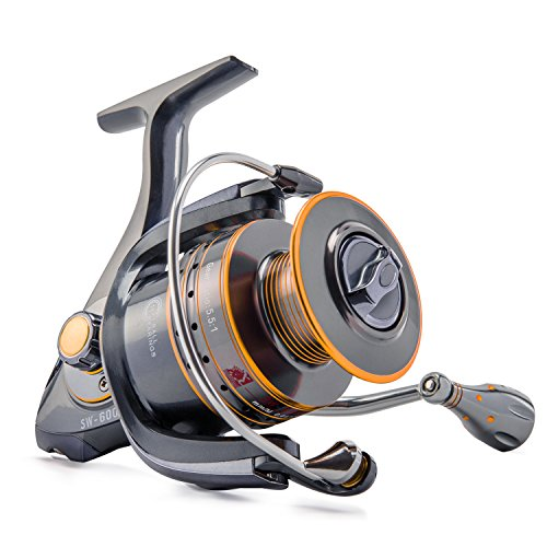 salt water spin reel - 8