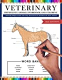 Veterinary Physiology Animals Workbook and Coloring | Anatomy Magnificent Learning Structure for Students & Even Adults