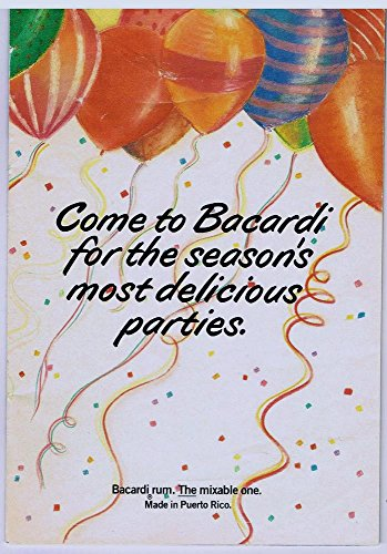 Come to Bacardi for the Season