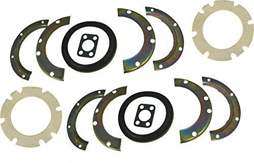 Knuckle Axle Front (SUZUKI FRONT AXLE STEERING KNUCKLE REBUILD KIT SIERRA SAMURAI DROVER SJ413 410@)