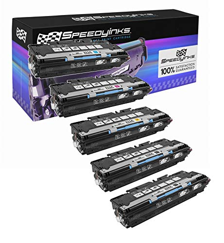 Speedy Inks Remanufactured Toner Cartridge Replacement for HP -