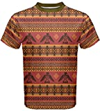 CowCow Mens Eagles Tribal Native American Men's Sport Mesh Tee, XS-5XL