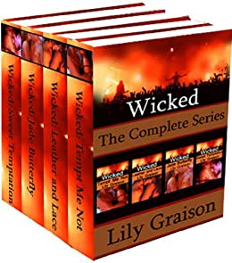 Wicked: The Complete Series (The Wicked Series Book 5) (English Edition) por [Graison, Lily]