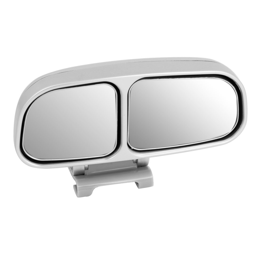 Gray Frame Right Side Rear View Blind Spot Rearview Mirror for Truck
