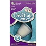Diva Wash Model 2 Menstrual Cup ( Pack of 2)