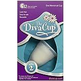 Diva Wash Model 1 Menstrual Cup ( Pack of 2)
