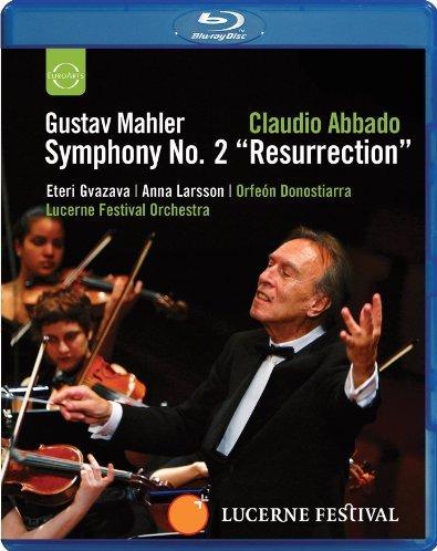 Blu-ray : Lucerne Festival Orchestra - Symphony 2 Resurrection: Lucerne Festival 2003 (Blu-ray)