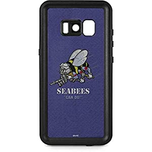 US Navy Galaxy S8 Case - Seabees Can Do | Military X Skinit Waterproof Case from Skinit