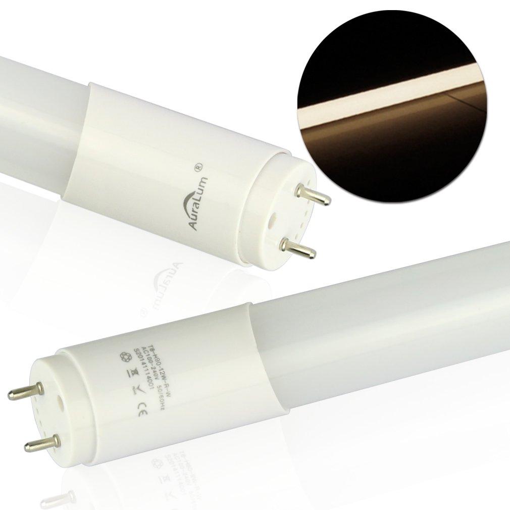 2 X Auralum® 90CM T8 12W LED Röhre Tube Leuchtstoffröhre Rohr ...