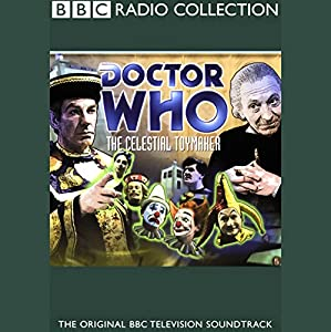 Doctor Who: The Celestial Toymaker Radio/TV