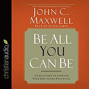 Be All You Can Be Audiobook