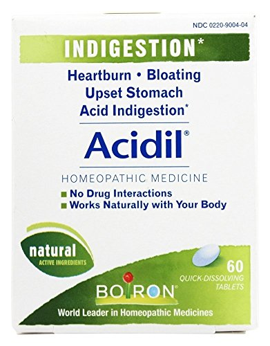 Boiron Acidil Heartburn 60 Tab