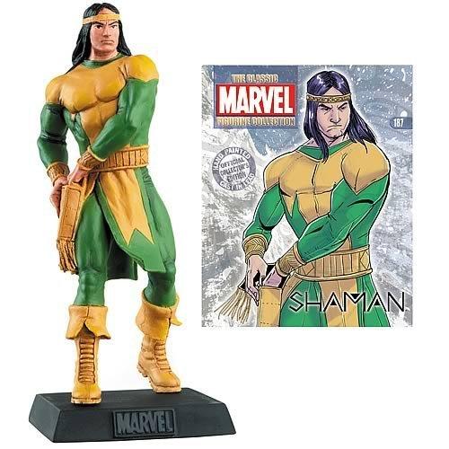 Marvel Classic Collection #187 Shaman Figurine